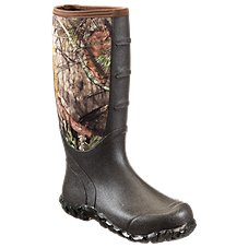 LaCrosse Alpha Pull-On 16'' Waterproof Hunting Boots for Men