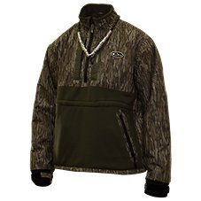 Drake Waterfowl LST Eqwader 1/4-Zip Jacket for Men