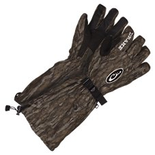 Drake Waterfowl Systems Double Duty Decoy Gloves for Men