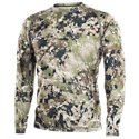 Sitka GORE OPTIFADE Concealment Subalpine Series CORE Lightweight Crew Long Sleeve Shirt for Men