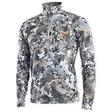 Sitka GORE OPTIFADE Elevated II Series Core Midweight Zip-T for Men