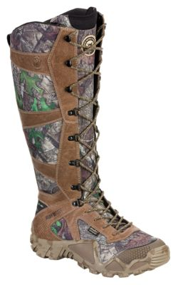 Irish Setter 17' VaprTrek Waterproof Snake Hunting Boots for Men - TrueTimber HTC Green  by