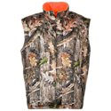 RedHead Reversible Fleece Brushed Tricot Hunting Vest for Men