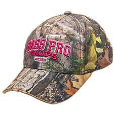 Bass Pro Shops Metallic Logo Cap for Ladies