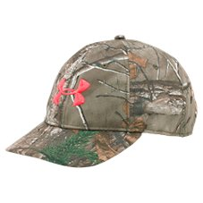 Under Armour Camo Cap for Ladies