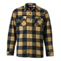 RedHead Fleece Plaid Knit Shirt for Men