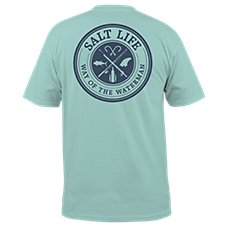 Salt Life Way Of The Waterman Pocket T-Shirt for Men