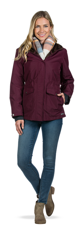 Get the Essential Parka Look