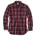 Carhartt Fort Plaid Long-Sleeve Shirt for Men