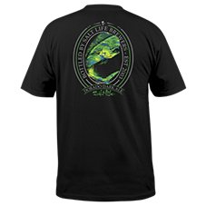 Salt Life Dorado Dark Ale Pocket T-Shirt for Men