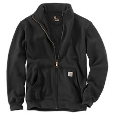 Carhartt Haughton Midweight Mock Neck Zip Sweatshirt for Men