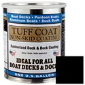 Tuff Coat Rubberized Non-Skid Coating - Black