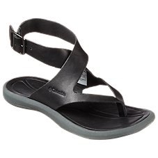Columbia Caprizee Leather Sandals for Ladies