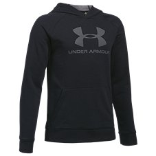 Under Armour Sportstyle Hoodie for Boys