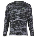 World Wide Sportsman Abyss Camo T-Shirt for Men