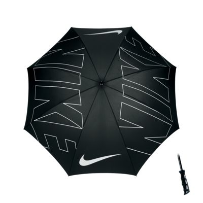 Nike 62' Windproof Single Canopy Graphic Golf Umbrella  by