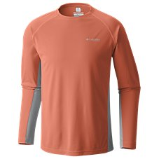 Columbia PFG Cast Away Zero Knit Long-Sleeve Shirt for Men