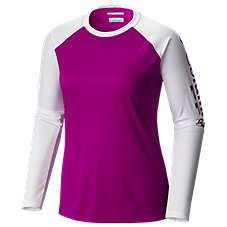 Columbia Tidal Tee II Long-Sleeve T-Shirt for Ladies