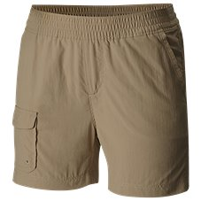 Columbia Silver Ridge Pull-On Shorts for Girls