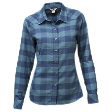 Ascend Trek Flannel Shirt for Ladies