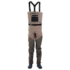 Hodgman Aesis Sonic Stocking-Foot Waders for Men
