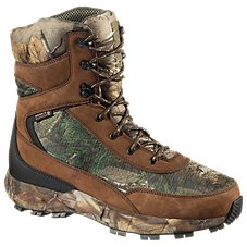 ROCKY Broadhead Insulated Waterproof Hunting Boots for Men