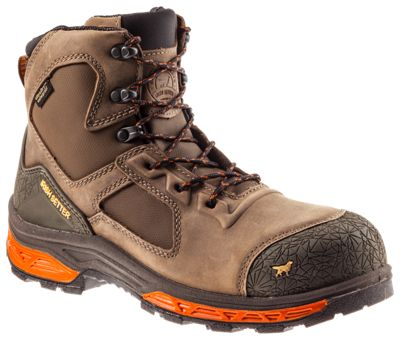 Irish Setter Kasota Waterproof Safety Toe Work Boots for Men  by