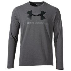 Under Armour Sportstyle Logo Long-Sleeve T-Shirt for Men