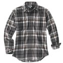 Carhartt Hubbard Classic Plaid Long-Sleeve Shirt for Men