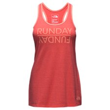 The North Face MA Graphic Play Hard Tank Top for Ladies