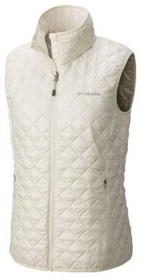 Image of Columbia Dualistic Insulated Vest for Ladies - Chalk - XL