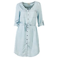 Bob Timberlake Chambray Shirt Dress for Ladies