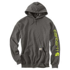 Carhartt Midweight Hooded Logo Sweatshirt for Men