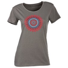 Columbia Prism Medallion T-Shirt for Ladies