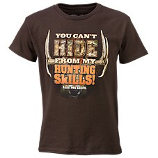 Bass Pro Shops Hunting Skills T-Shirt for Boys