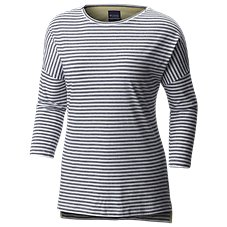 Columbia Harborside Stripe 3/4-Sleeve Shirt for Ladies