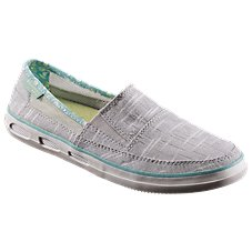 Columbia Vulc N Vent Slip Outdoor PFG Print Slip-On Shoes for Ladies