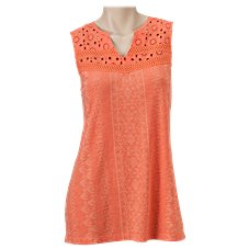 Bob Timberlake Seacoast Sleeveless Top for Ladies