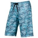 Pelagic 4-TEK Coral Camo Board Shorts for Men