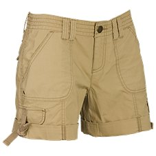 Natural Reflections Coral Springs Shorts for Ladies