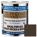 Tuff Coat Rubberized Non-Skid Coating - Dark Brown