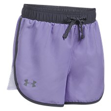 Under Armour Fast Lane Shorts for Girls