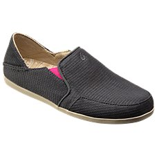 OluKai Waialua Mesh Slip-On Shoes for Ladies