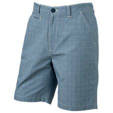 Bob Timberlake Glen Plaid Shorts for Men