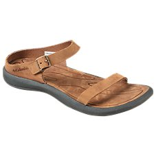 Columbia Caprizee Nubuck Slide Sandals for Ladies