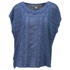 Bob Timberlake Woven Front Sweater for Ladies