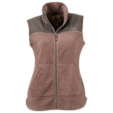 Ascend Trek Fleece Full-Zip Vest for Ladies