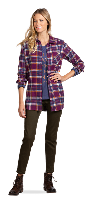 Get the Plaid Look