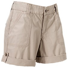 Carhartt Relaxed Fit El Paso Shorts for Ladies