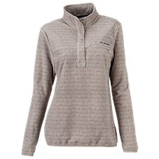 Columbia Mountain Side Printed Fleece Pullover for Ladies